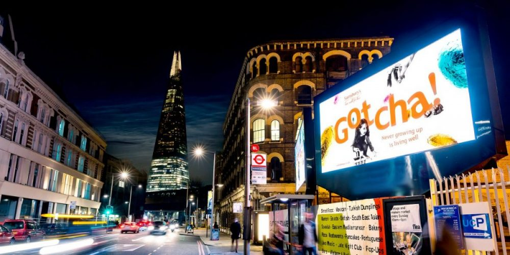 Train Station Advertising Campaigns – RPC home