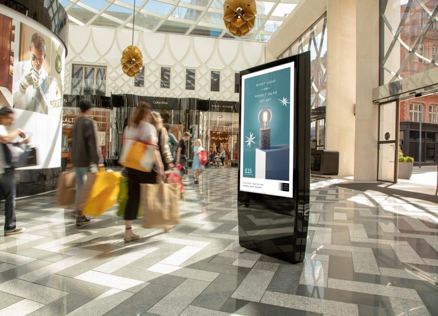 malls - digital 6 sheet